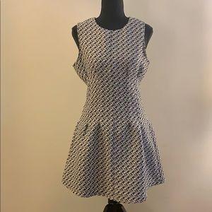 Women's Mini Print Dress